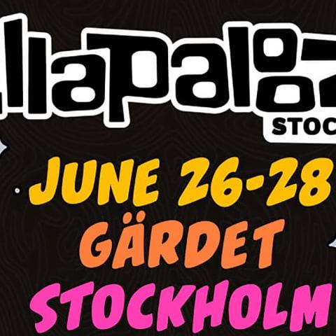Lollapalooza Stockholm 2020: Här är alla artister som spelar