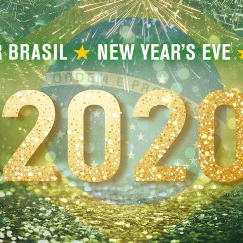 Nyårsafton Bar Brasil