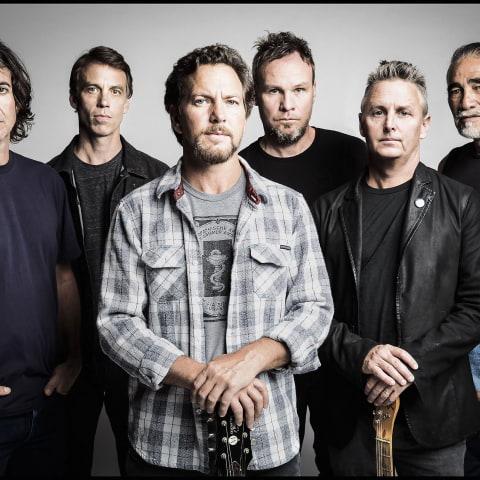 Pearl Jam till Lollapalooza 2020