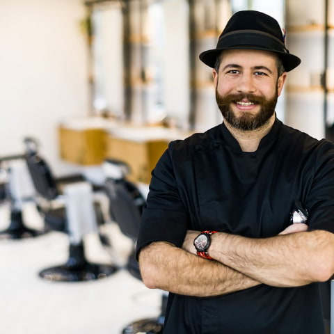 Prisbelönt barberare öppnar nytt i Malmö