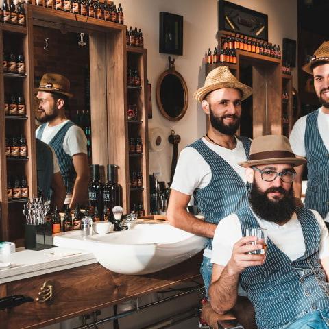 Viking Barbershop kombinerar skäggvård med eget kaffe
