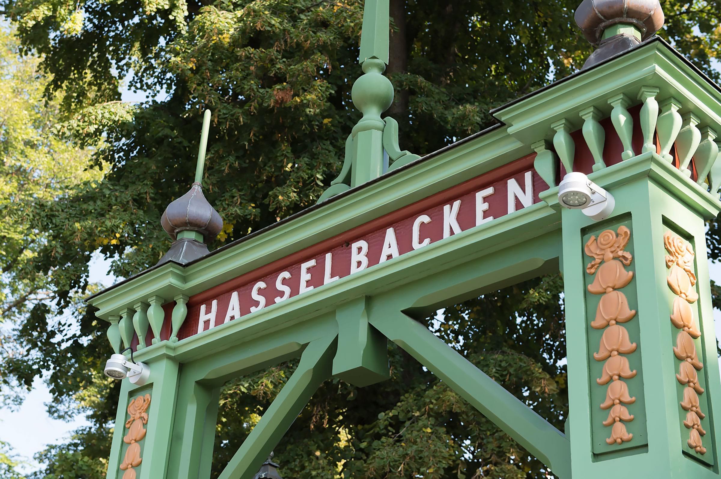 Foto: Hasselbacken