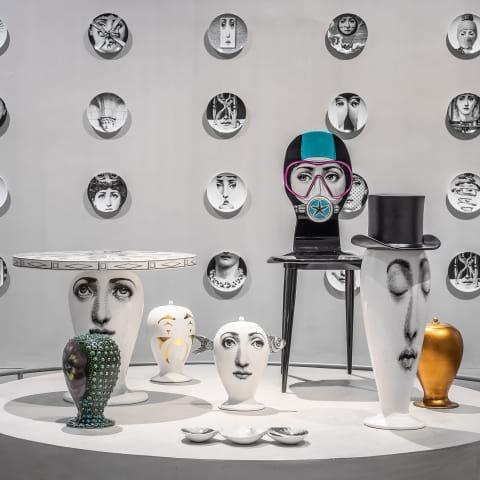 Artipelag visar upp Piero Fornasettis kreativa universum