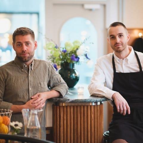 Grundarna av Babette öppnar aperitivo-bar