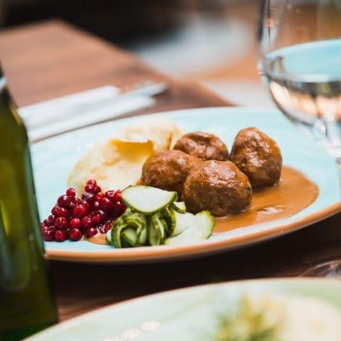 Bästa lunchrestaurangerna i Göteborgs centrum