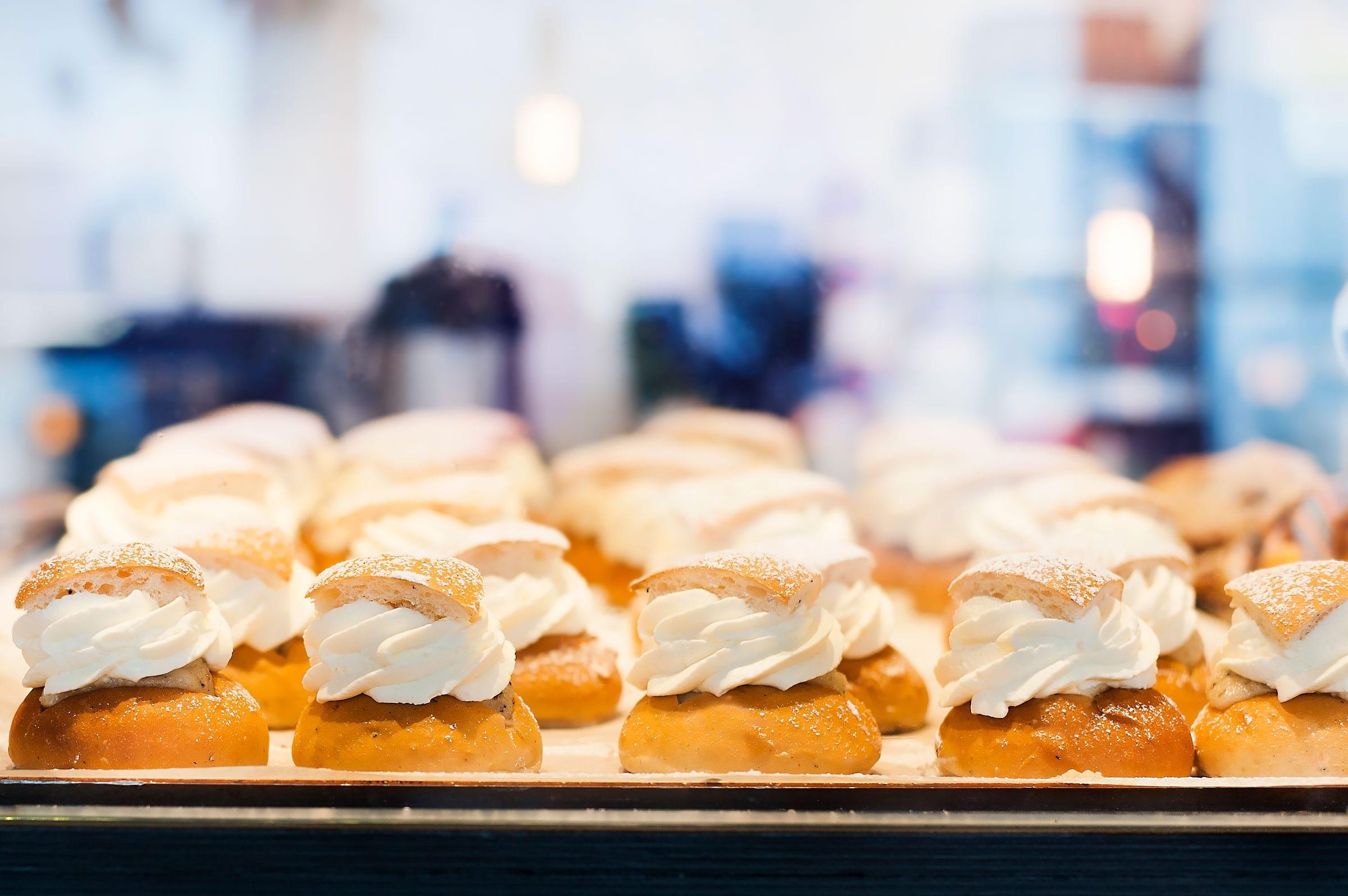 Göteborg har fått sin första semmelfoodtruck