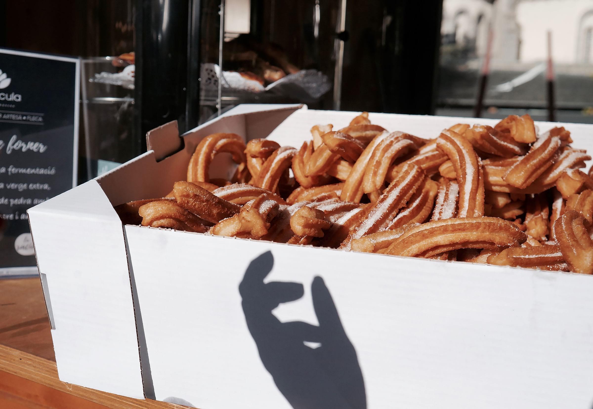 Här hittar du churros i Stockholm