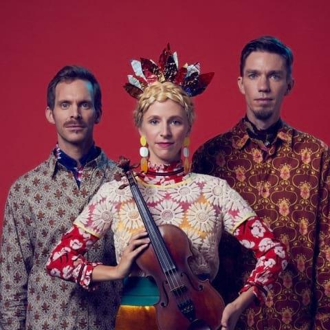 Konsert på Tonsalen – Lena Jonsson Trio