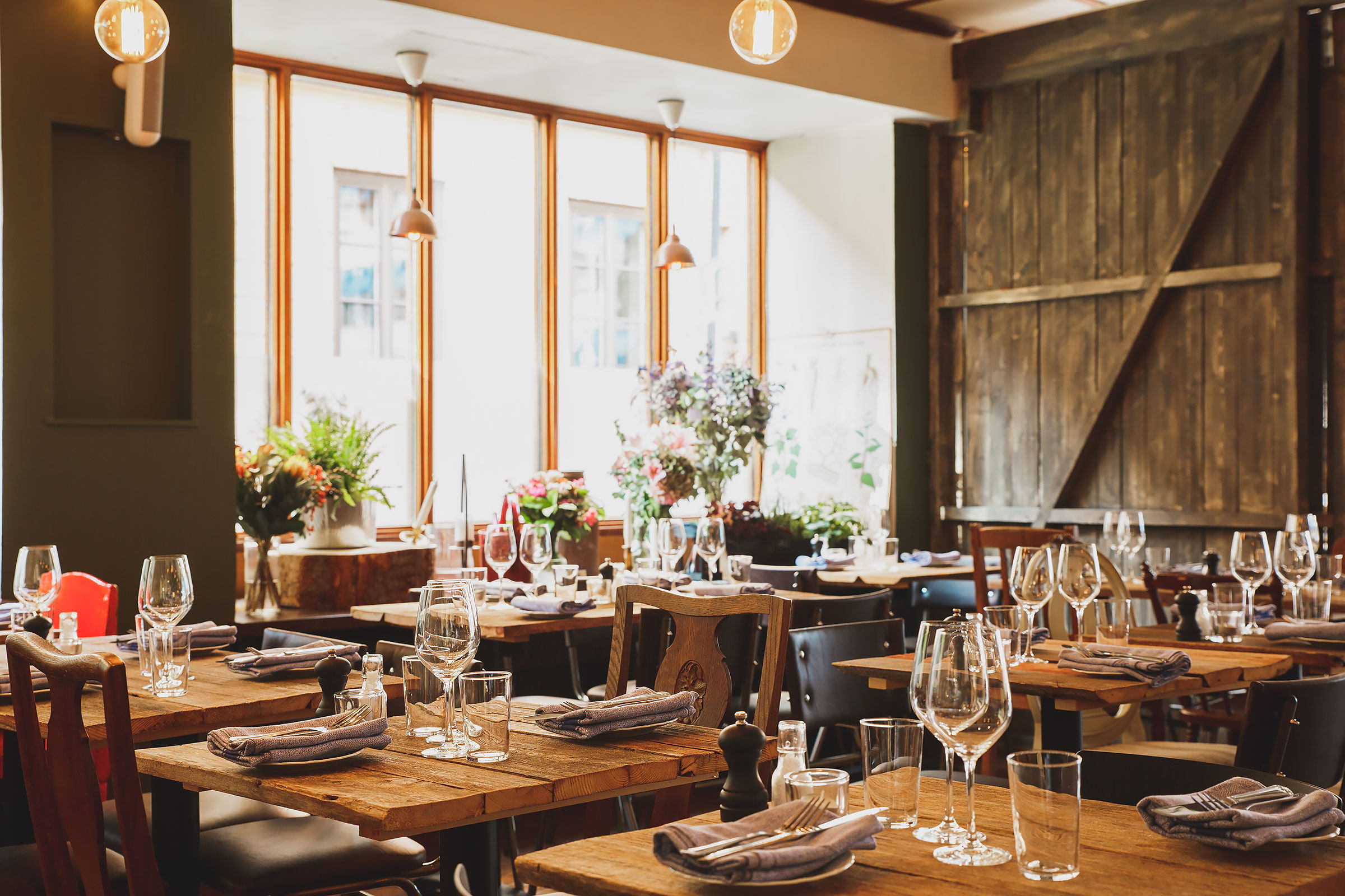 Good value restaurants in the city centre