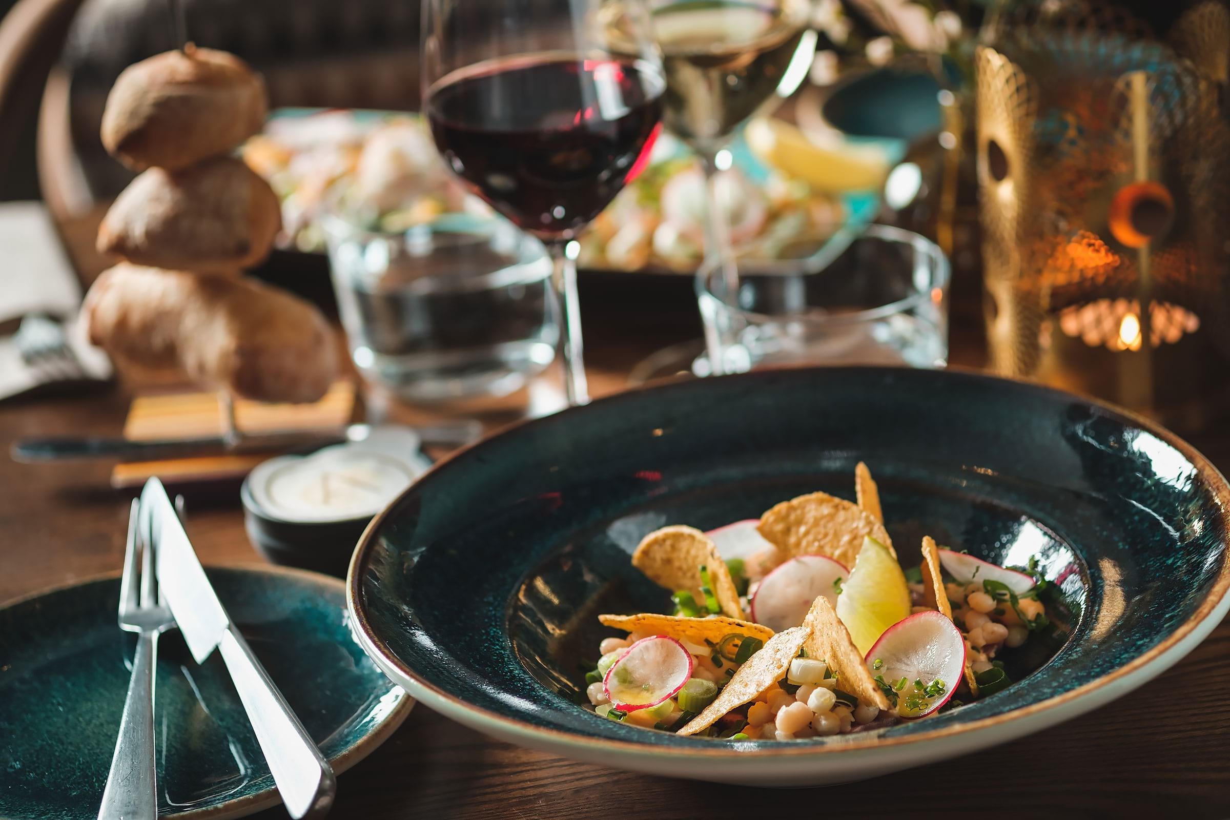 prisvärd italiensk restaurang stockholm