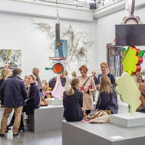 Market Art Fair 2019: Upplev de senaste konsttrenderna