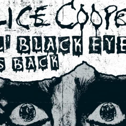 Alice Cooper till Göteborg i höst