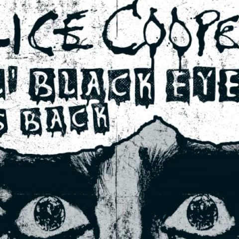 Alice Cooper till Stockholm i höst