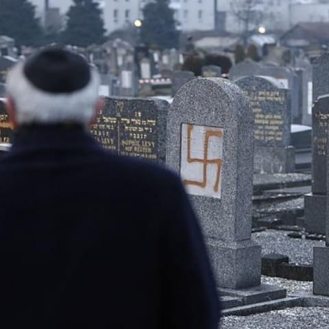 Antisemitism – då och nu