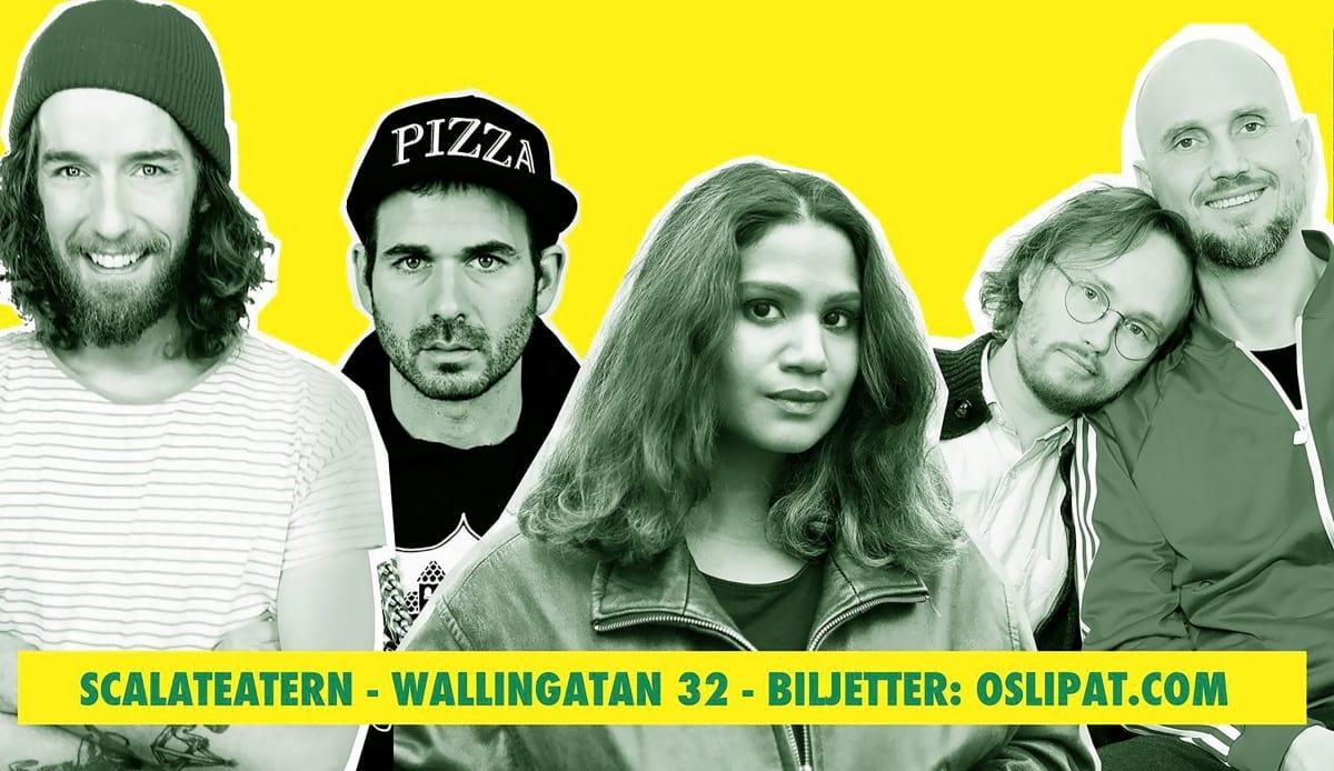 Dags för Svenska Standupgalan 2019