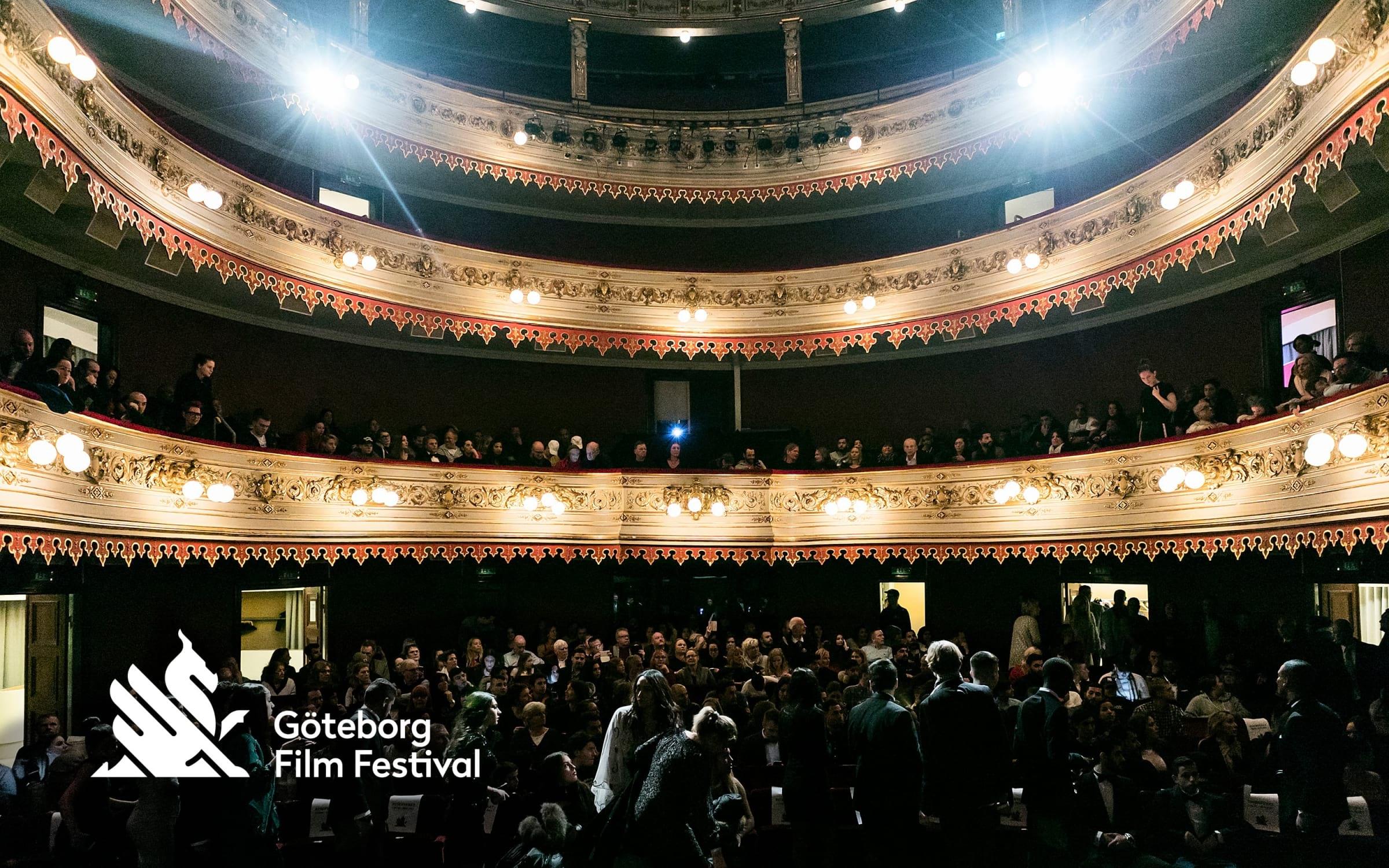 Pressbild Göteborg Film Festival