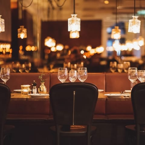 Guide to cosy restaurants in central Stockholm