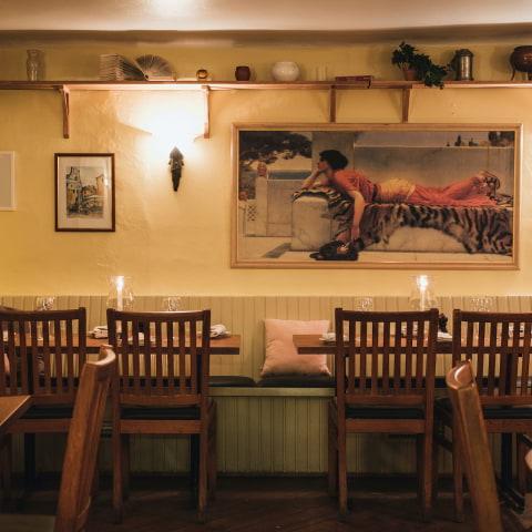 Guiden till mysiga restauranger i Gamla stan