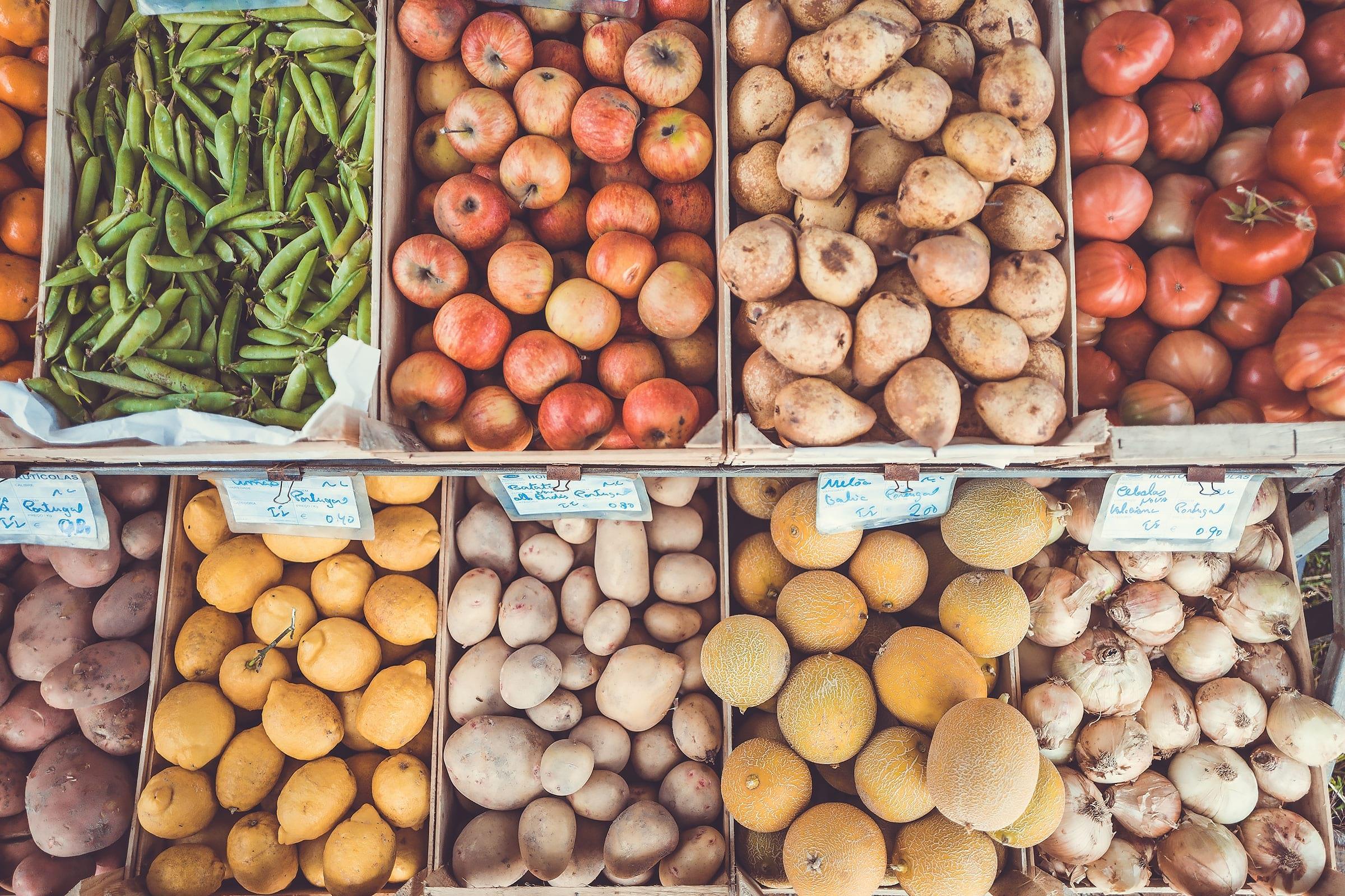 Guiden till Stockholms bästa matbutiker med stort utbud