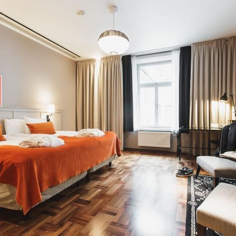 Handikappvänliga hotell i Stockholm