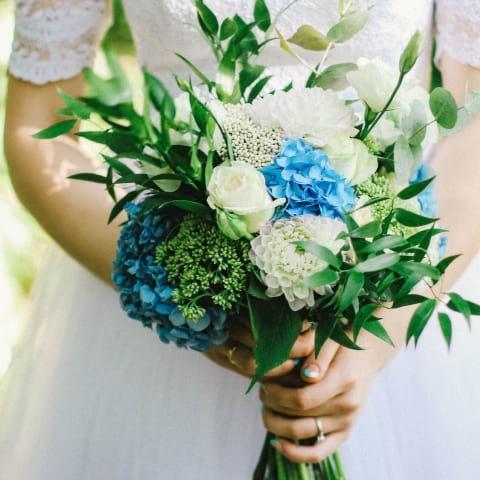 Inför bröllopet: Florister och blomsteraffärer i Stockholm