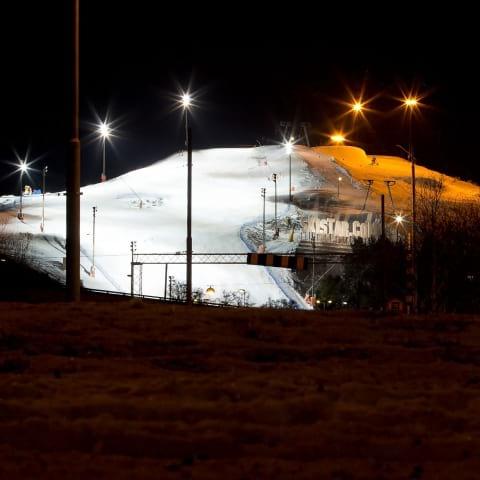 Hammarbybacken öppnar upp för säsongen 2019