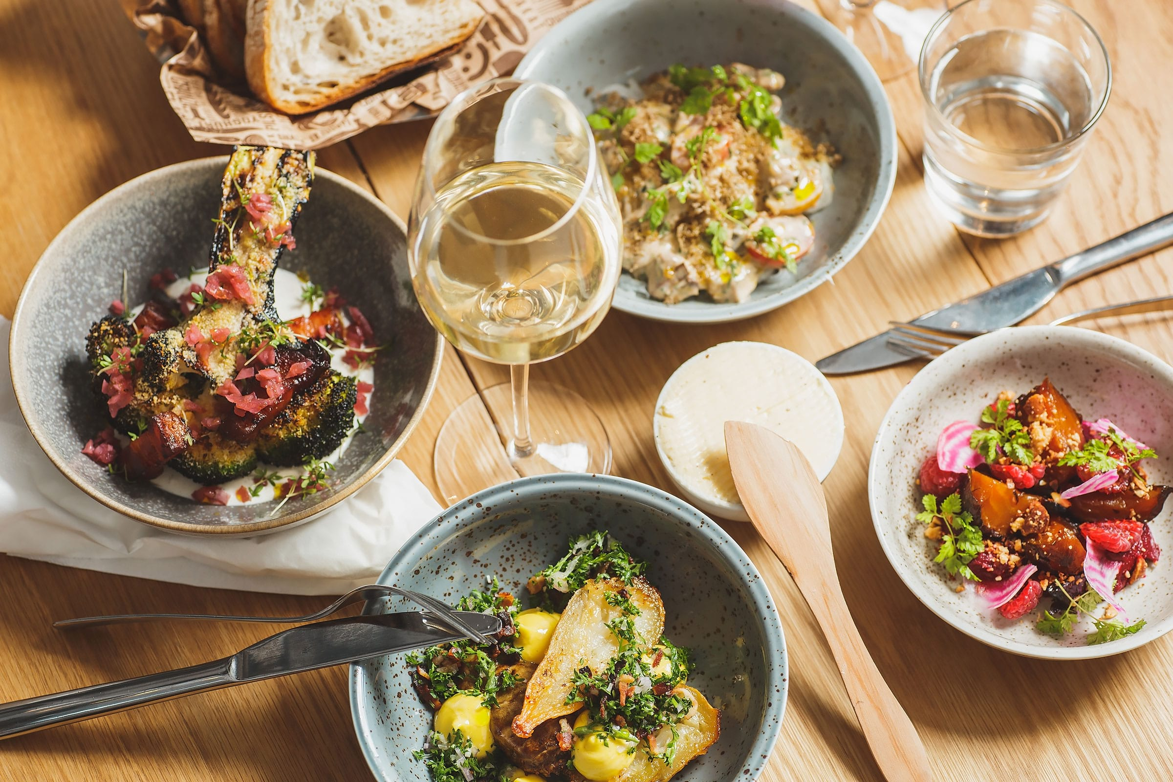 Stockholm restaurants with a focus on sustainability