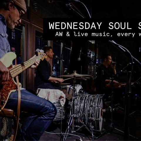 Wednesday Soul Sessions på Tap Room