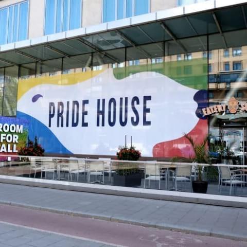 Clarion Hotel Stockholm värd för Pride House 2019