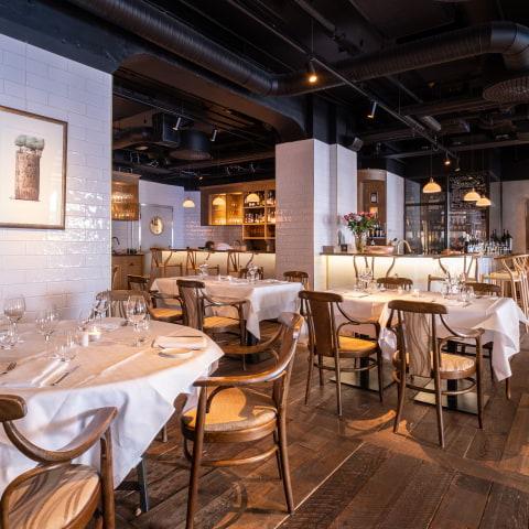 Göteborgs bästa restauranger för affärslunch