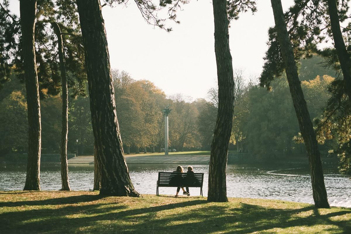 Här hittar du mysiga parker i Malmö