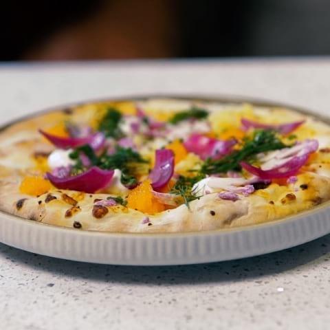 Samarbete för klimatsmarta pizzor