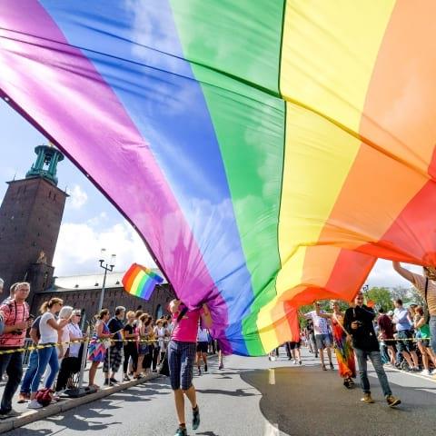 Stockholm Pride 2019 –här är höjdpunkterna