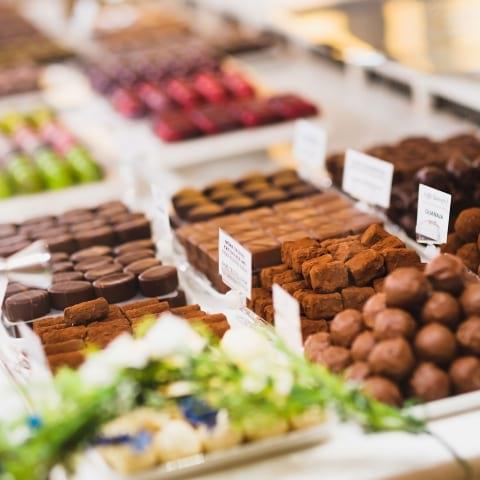 Gå på öppna provningar på Chokladfabriken i sommar