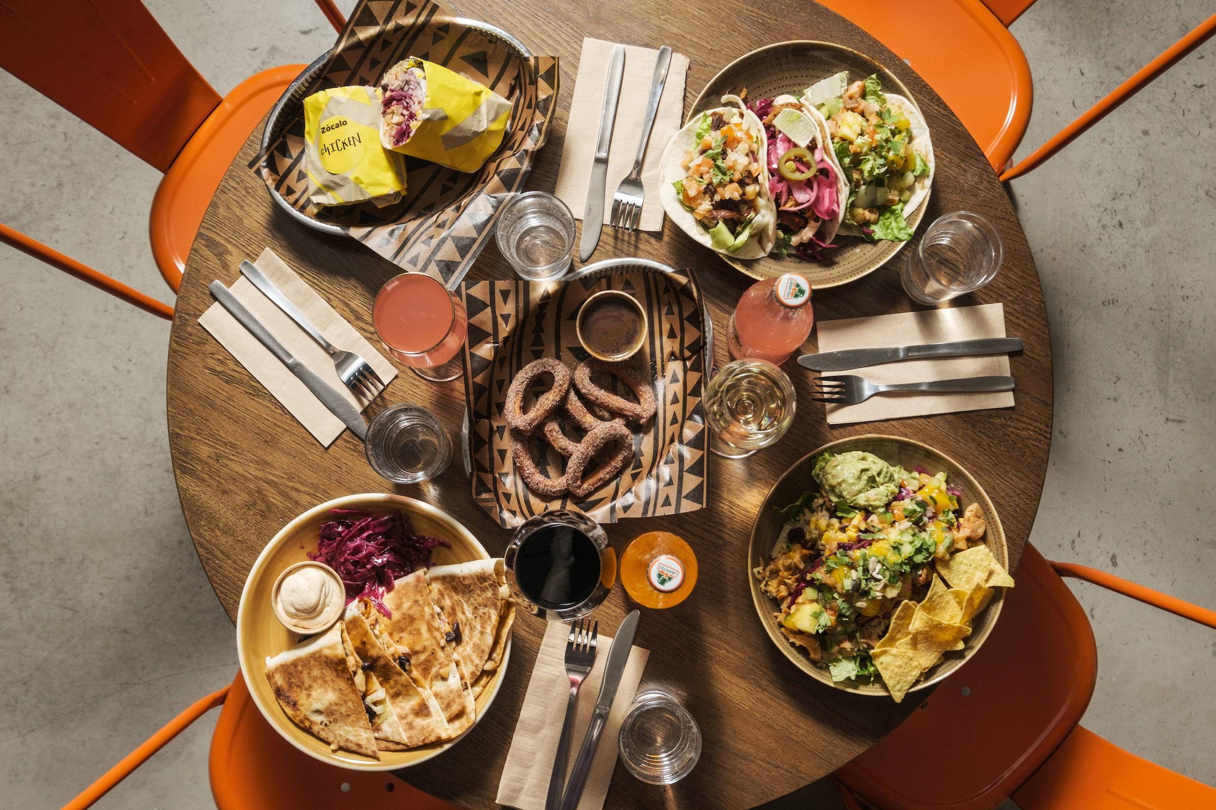 mexikansk restaurang göteborg