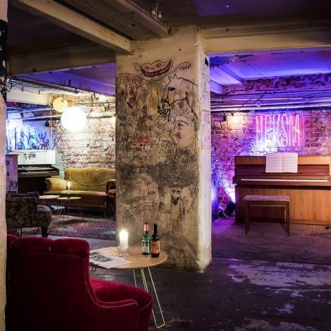 Guiden till ställen med livemusik i Göteborg