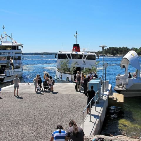 Guide to the Stockholm archipelago