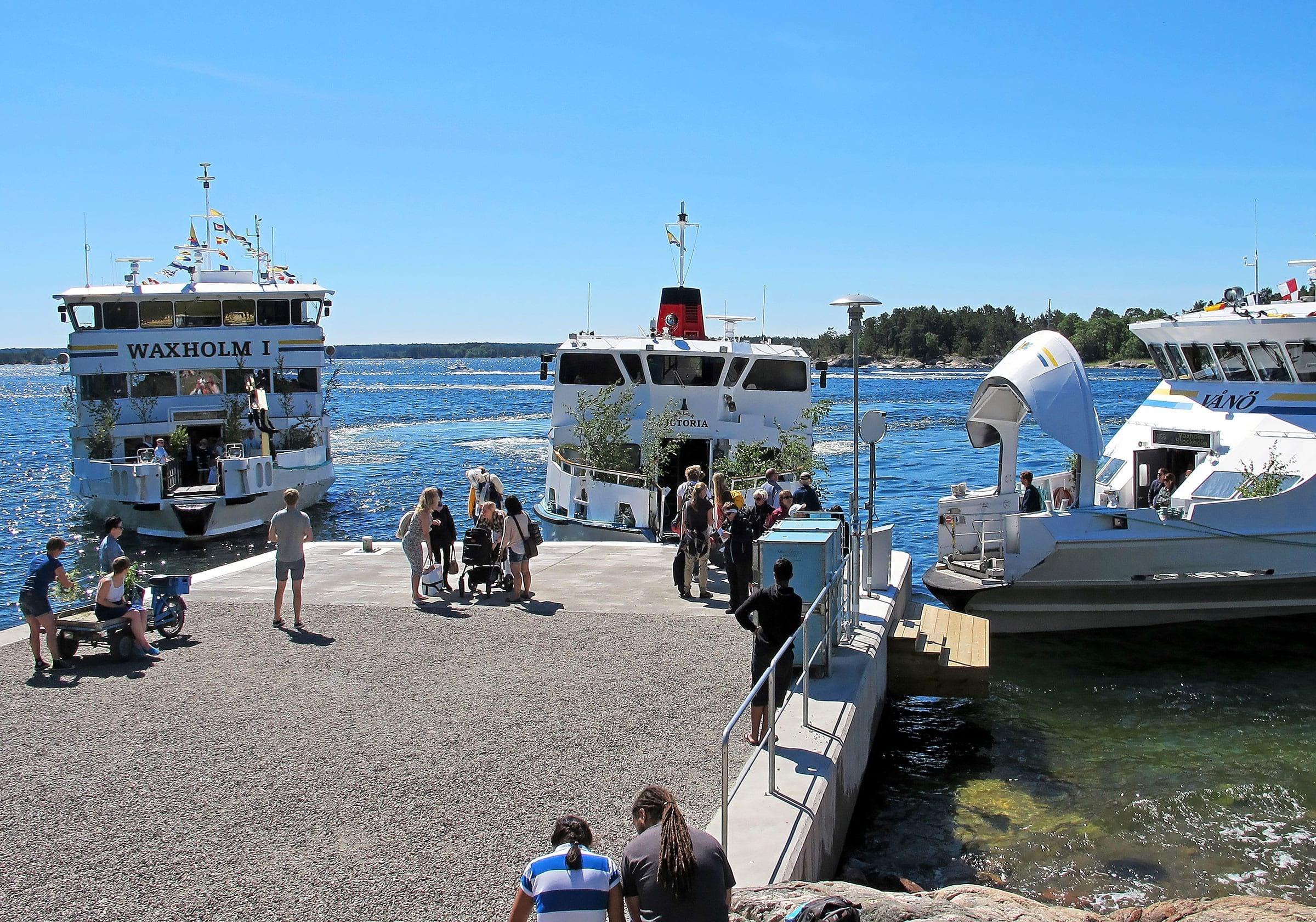 Sightseeing, utflykter & matkryssningar i Stockholm - Stromma