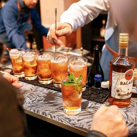 Svenska bartenders tävlar i Bacardi Legacy 2019