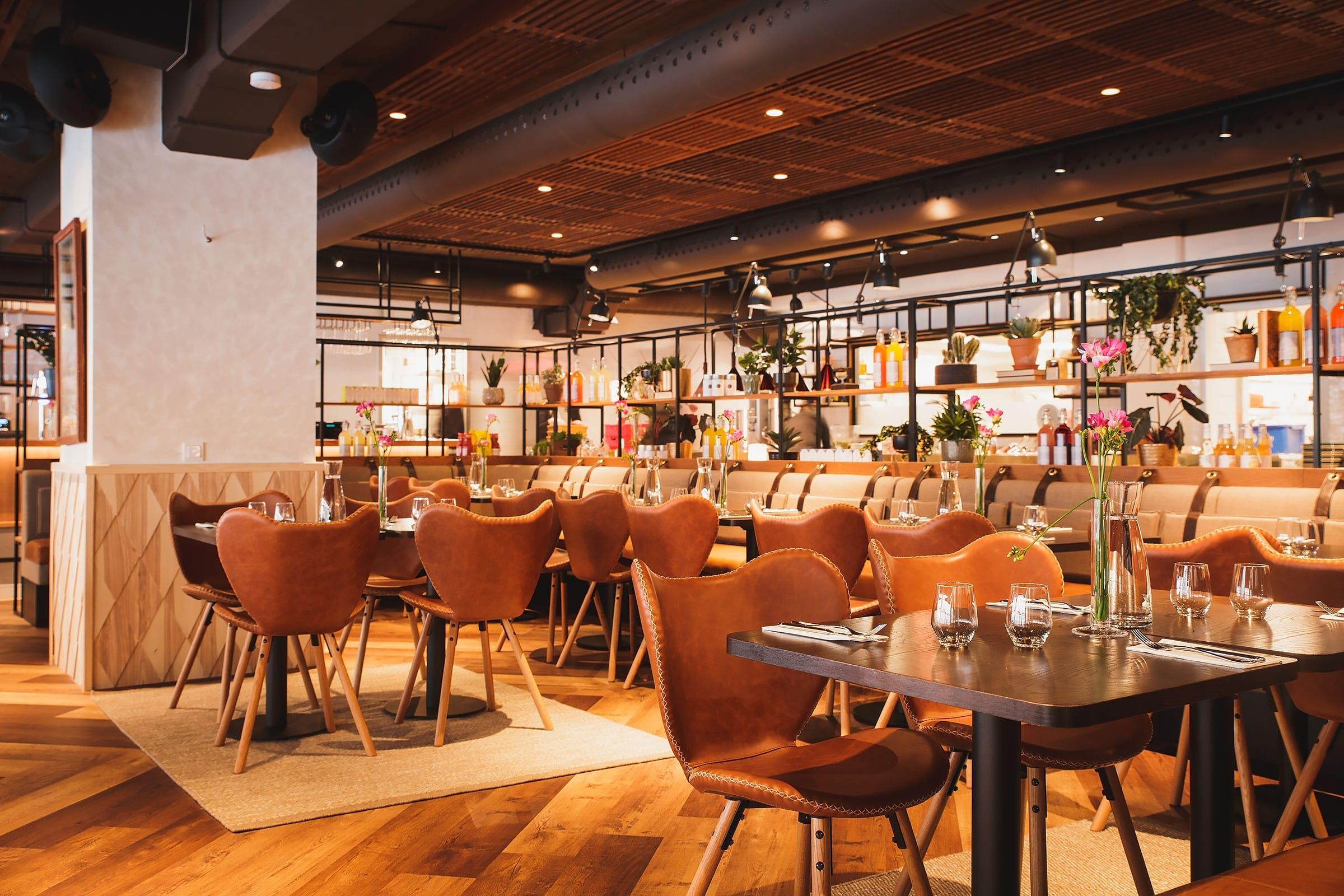 Guide to the best restaurants in Hornsberg