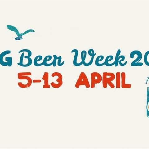 GBG Beer Week tar över stadens gator i april