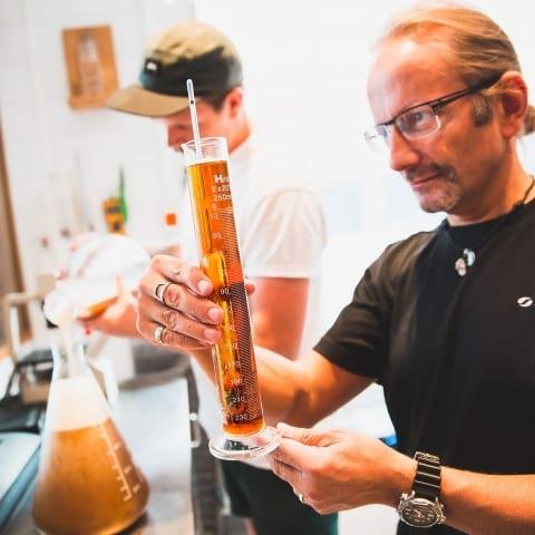 Brygg ditt eget öl på restaurang – och drick det till maten