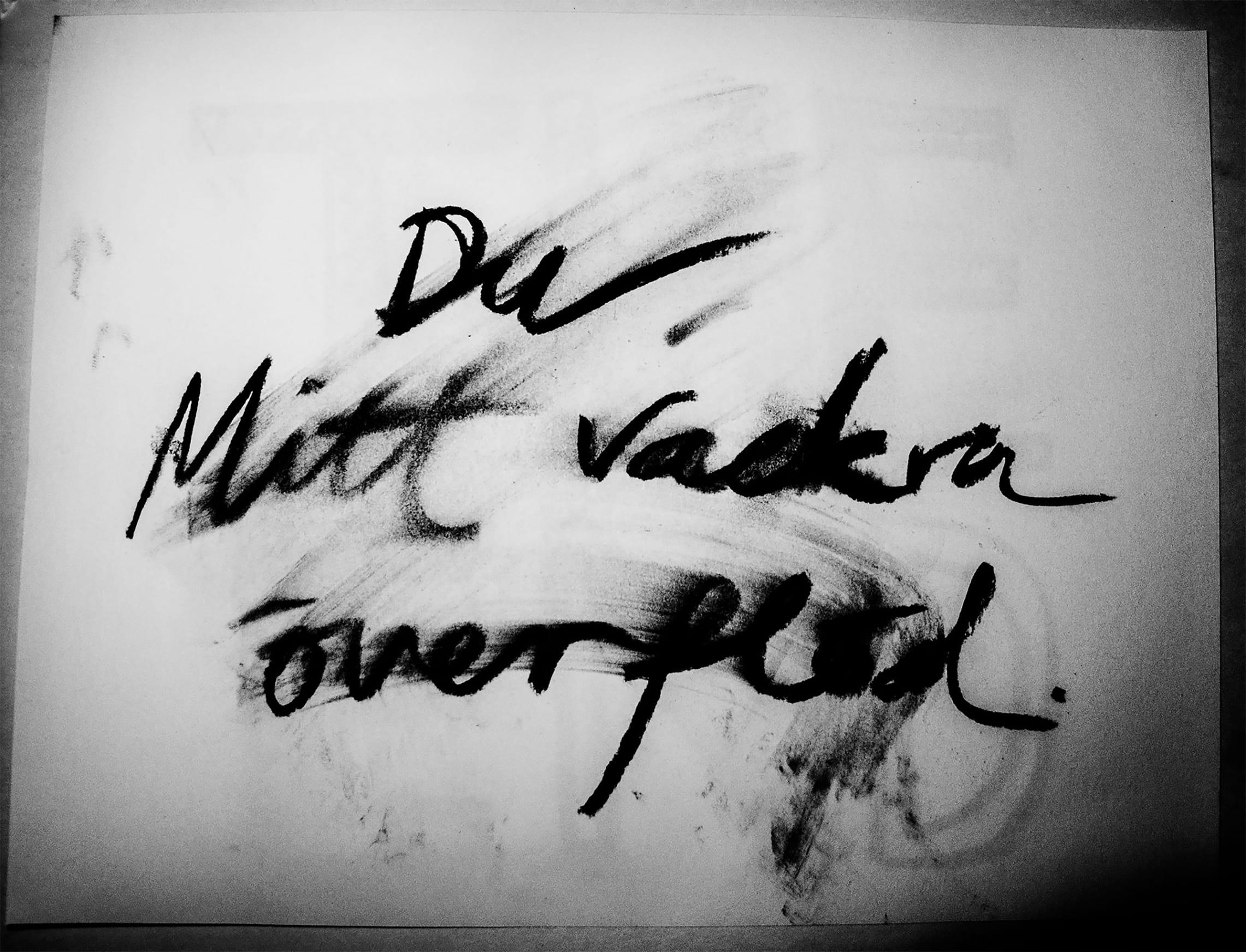 """Ur utställningen """"Waldersten – All Over"""""""