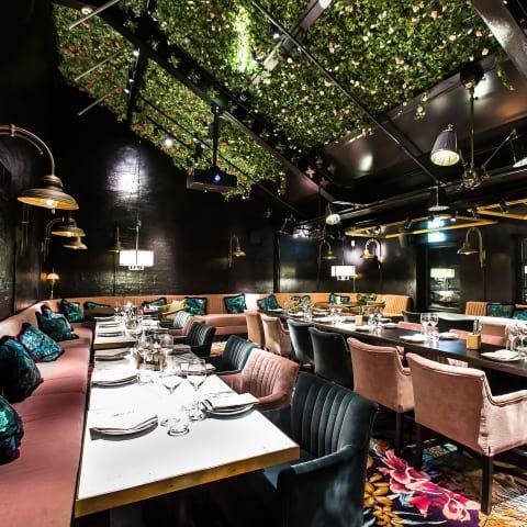 Restauranger som passar för stora sällskap i Malmö
