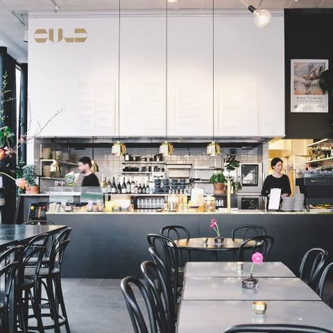 Sven-Harrys konstmuseum öppnar matcaféet Guld