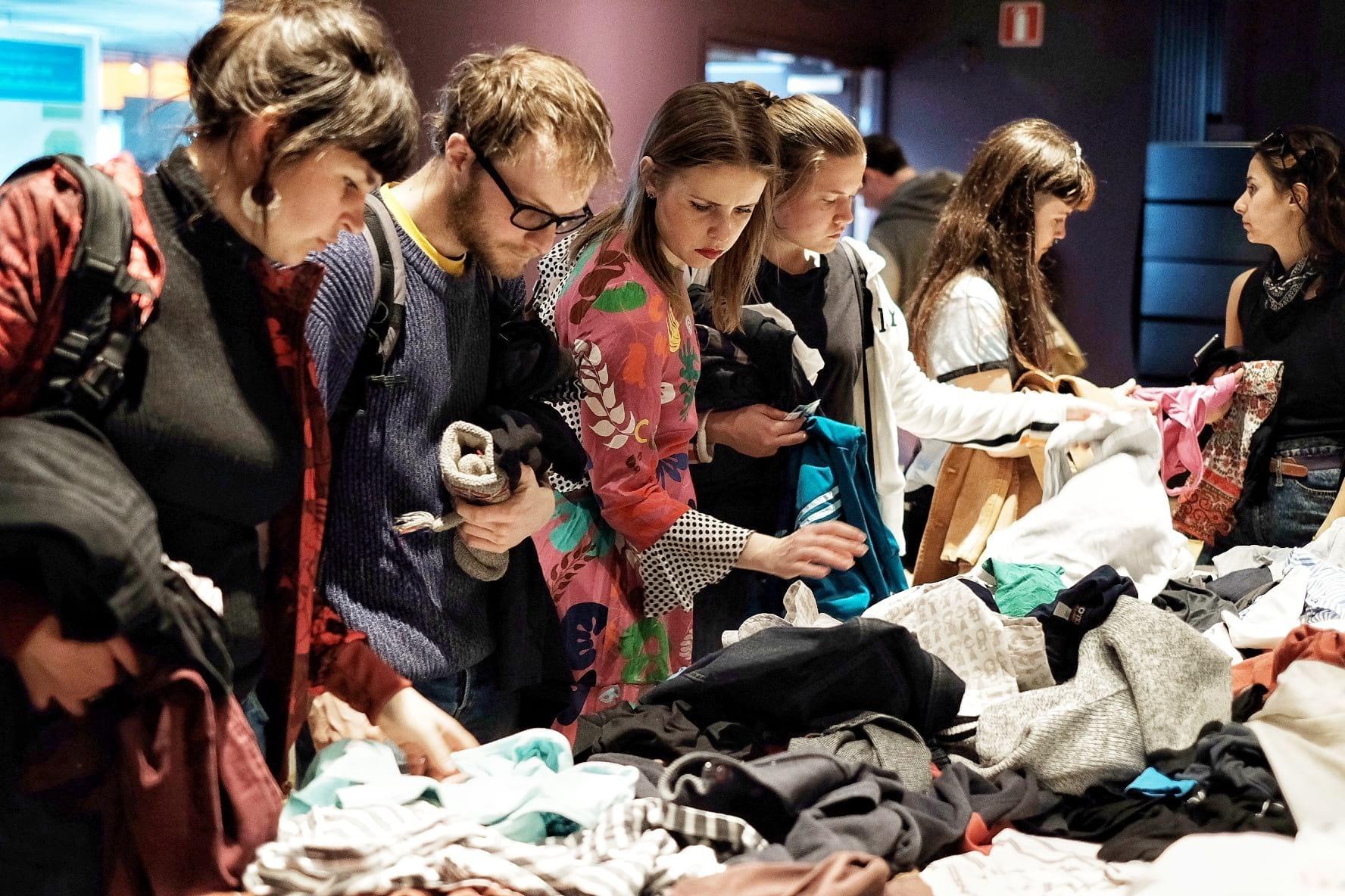 661a309c9f3 Sveriges största klädbytardag – här lämnar du in kläder – Thatsup