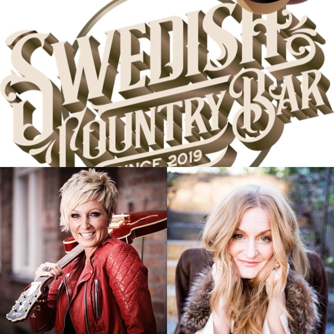 Swedish Country Bar presenterar Anna Stadling & Jessica Falk