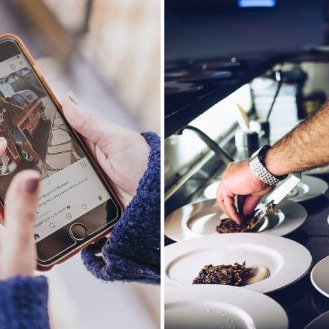 Unik lyxkrog öppnar – bara influencers kan boka bord