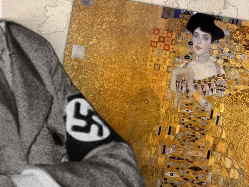 Vernissage och utställning: Plundring – början till ett folkmord