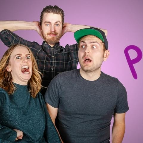 An Unscripted Comedy Show! by PMS